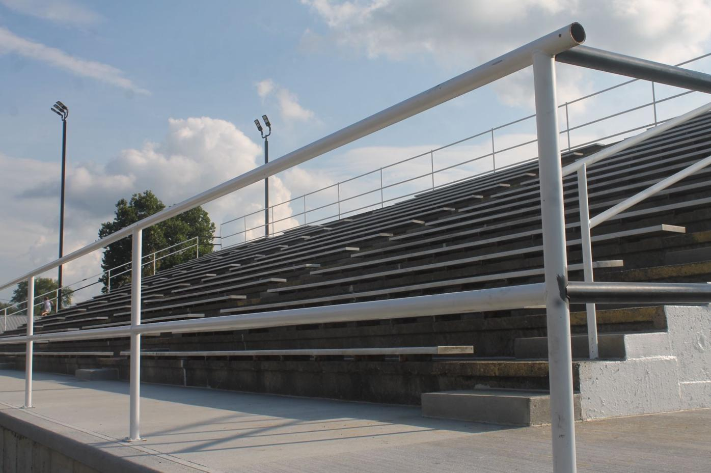 new grandstand