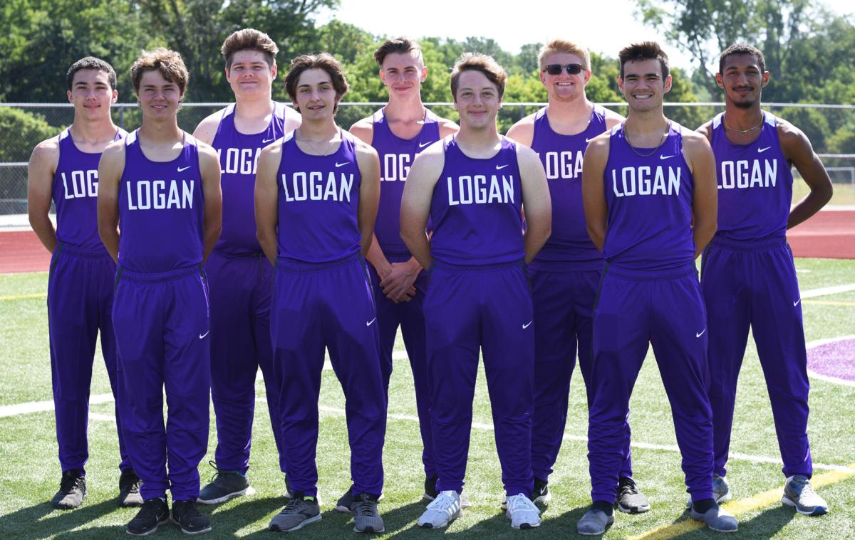 Logan Chieftains cross country seniors