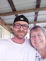 Linda Bridgeman & nephew