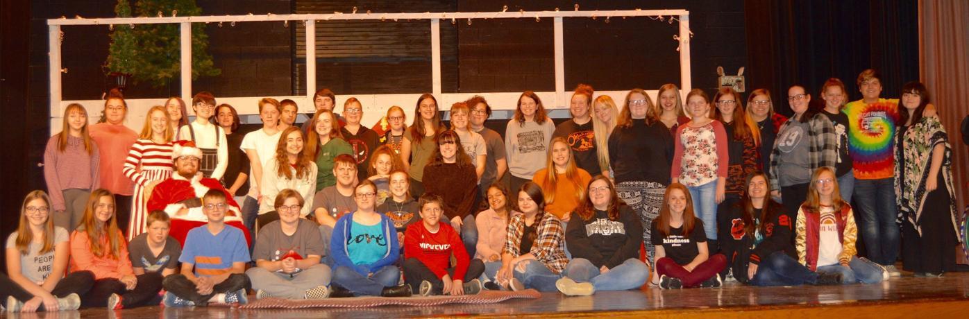 New Lexington Drama Club