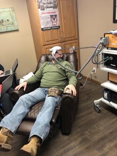New treatment aimed at Veterans
