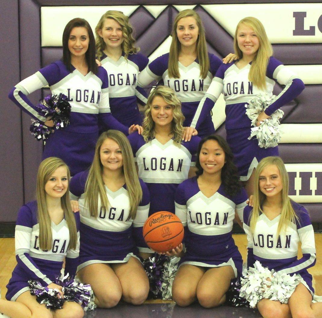 Junior varsity basketball cheerleaders | Sports ...