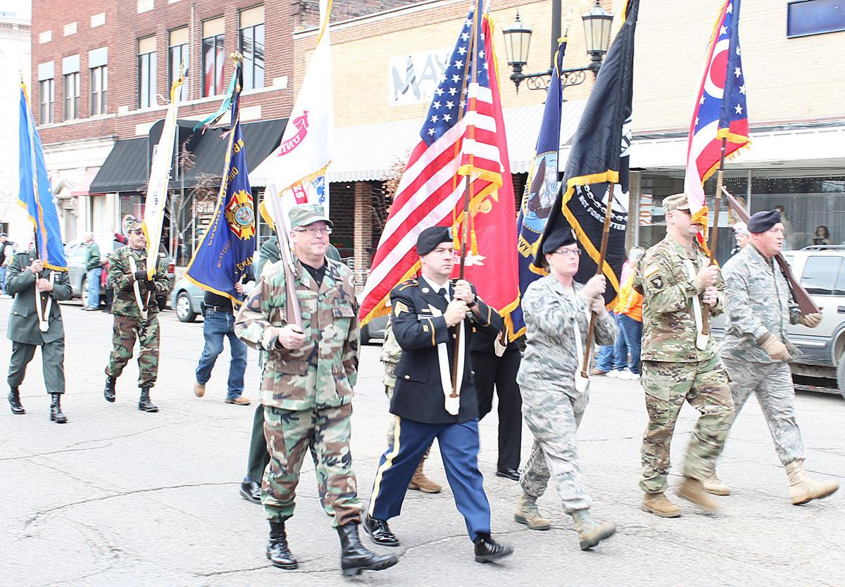Hocking County Color Guard