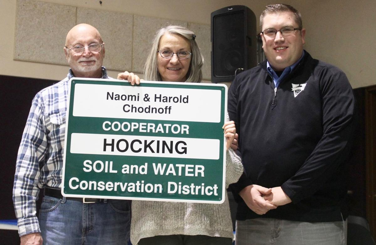 Naomi and Harold Chodnoff