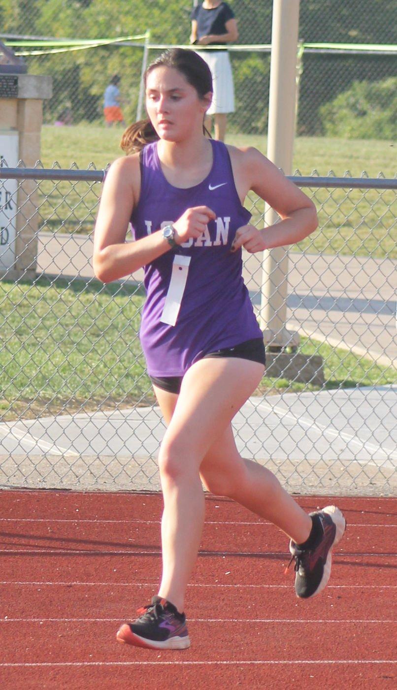 Sophie Boelk top Logan finisher