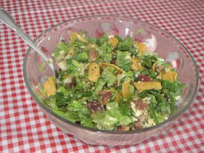 Ultimate tossed salad