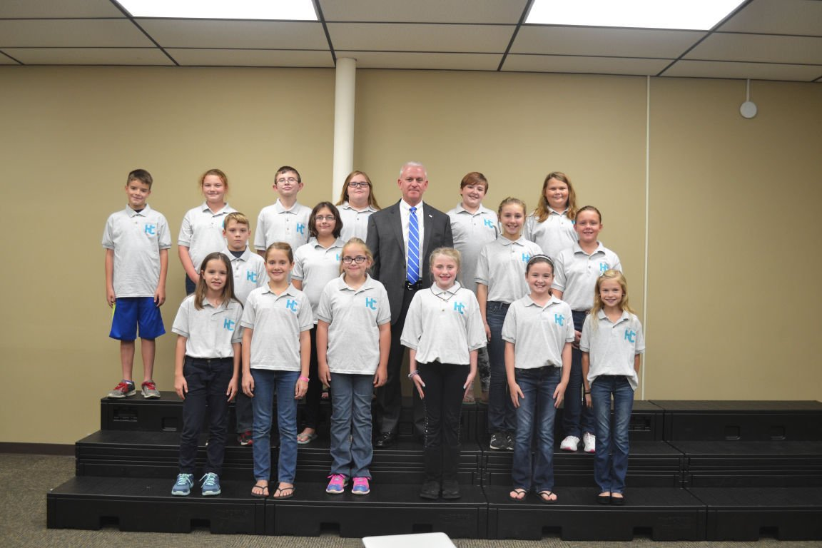 Hocking County Children's Chorus excited for new location