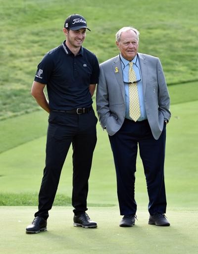 New Memorial champ with Jack Nicklaus