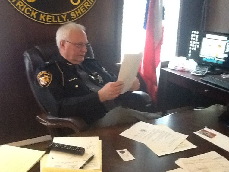 Grand jury indicts Athens County Sheriff Kelly on 25 ...