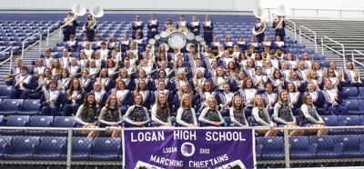 Logan High School Marching Chieftains