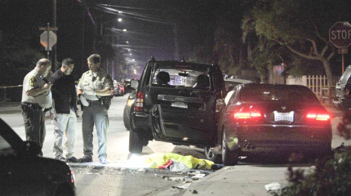 Massacre In Isla Vista