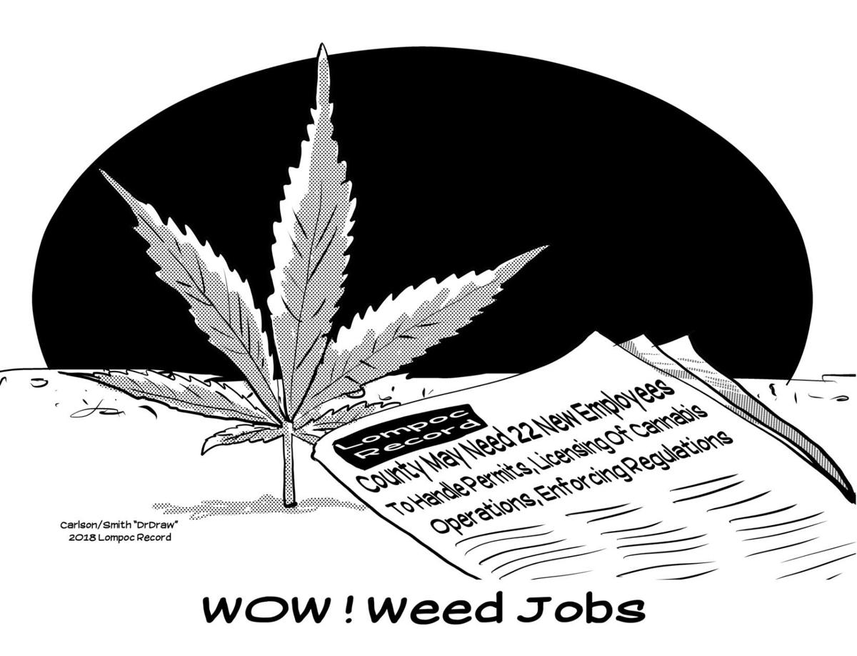 Dr. Draw: Weed jobs