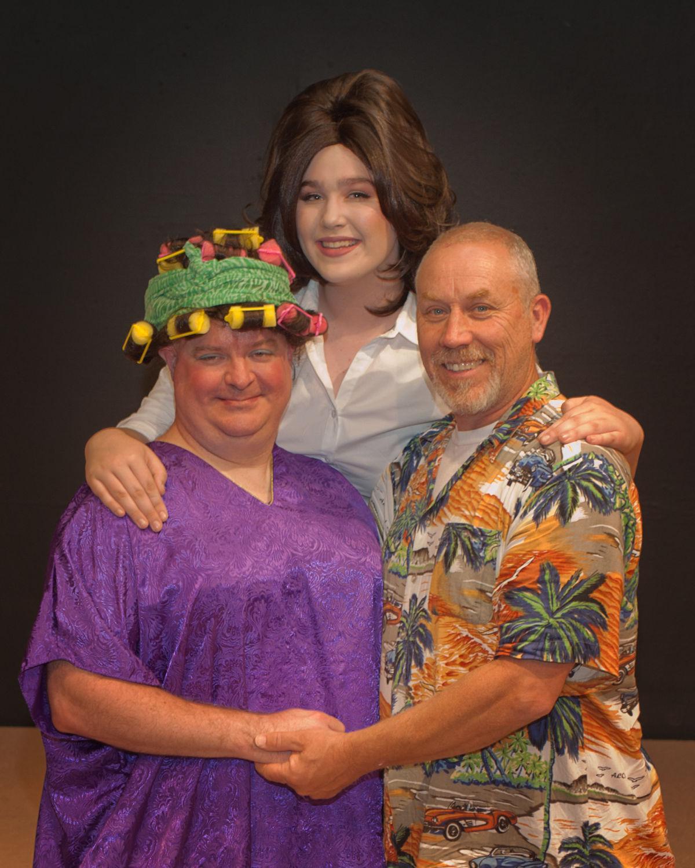 "SMCT ""Hairspray: John Shade, Grace Kitchen, Jim Dahmen"