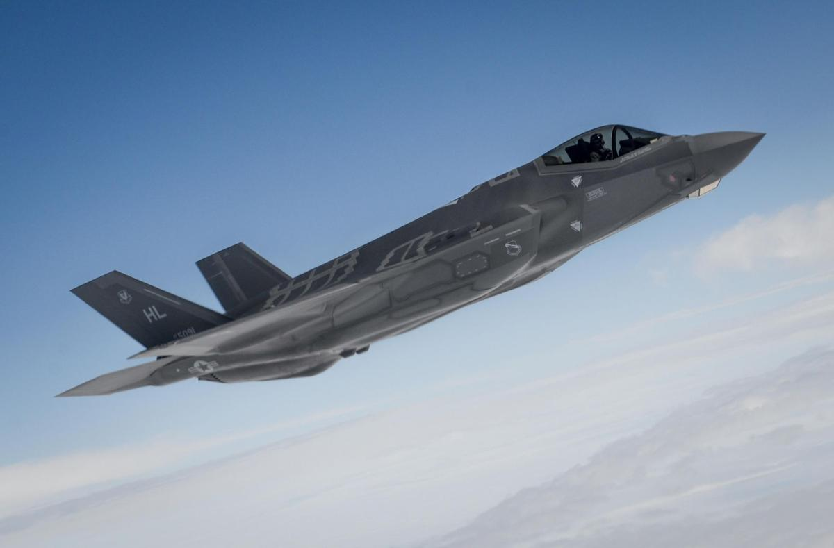 F-35s Deploy to Bulgaria