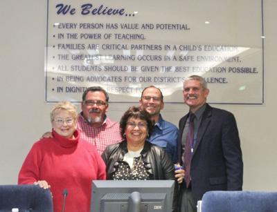 Santa Maria Bonita School District Swears In Returning Board Members