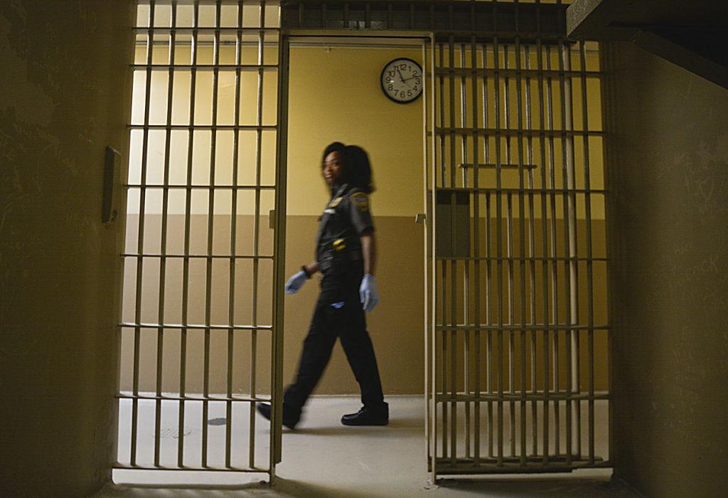 Agbodike Lompoc jail 04