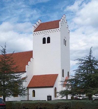 Bethania Church Solvang