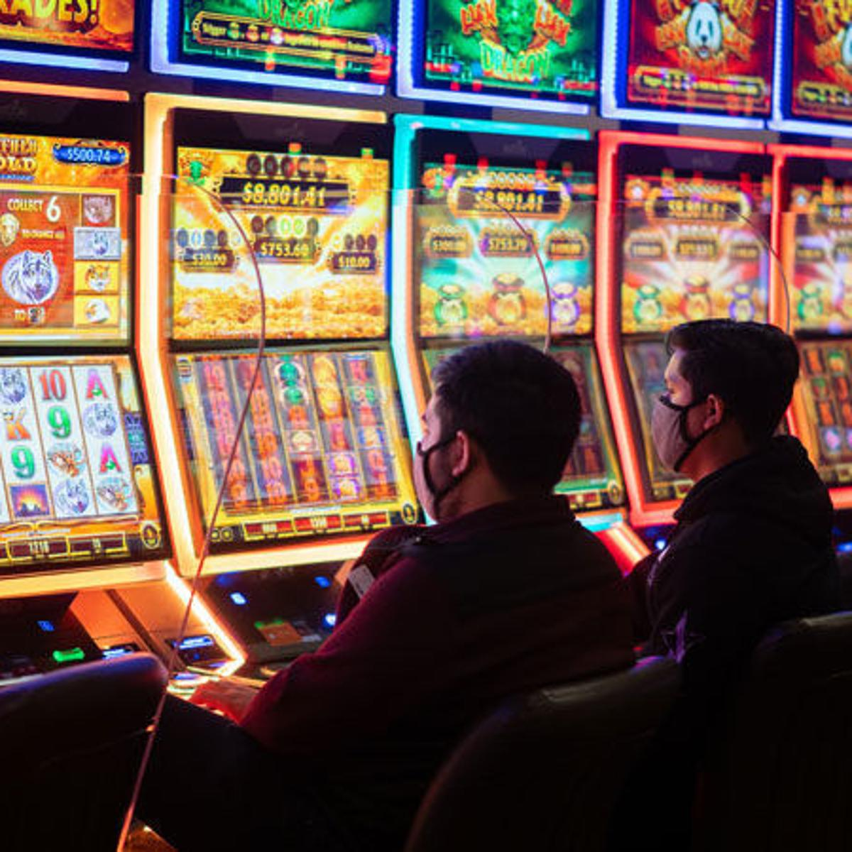 Photos Chumash Casino Reopens To Public Lompocrecord Com