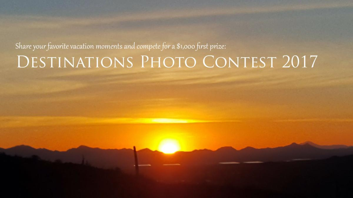 Destinations Photo Contest logo 2017