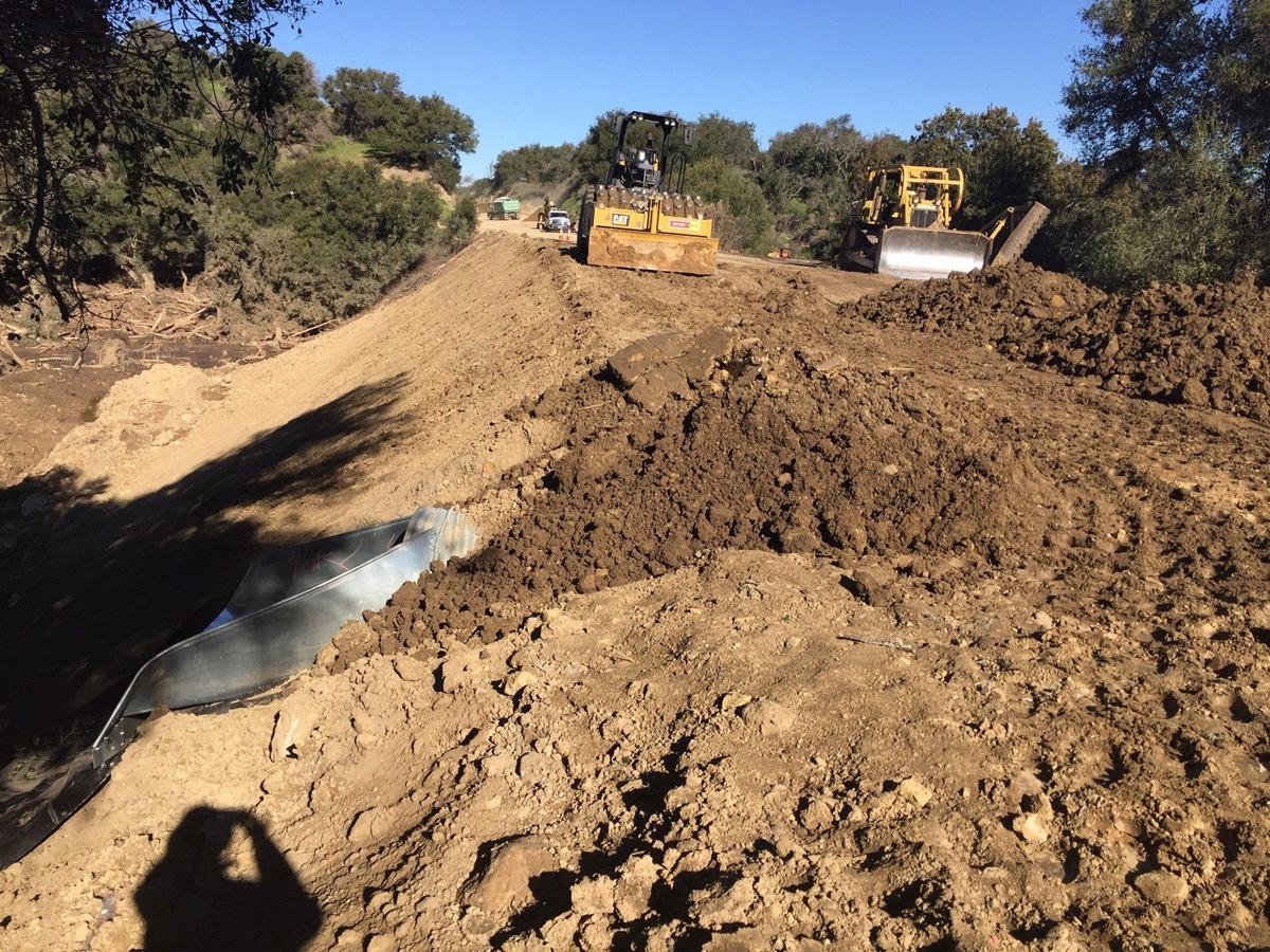 Caltrans: Highway 154 to reopen by early March | Local News