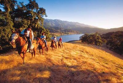 Alisal Guest Ranch Solvang