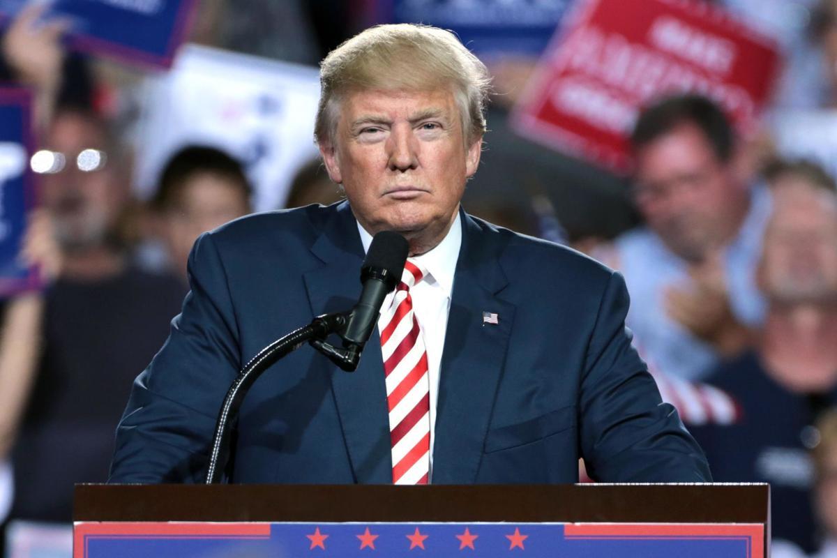 #44. Donald J. Trump