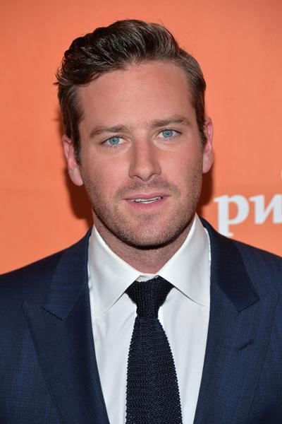 Armie Hammer fell in love with 'On the Basis of Sex ...