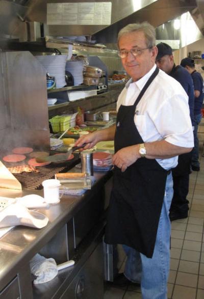 Sam Zafiris, Village Burgers