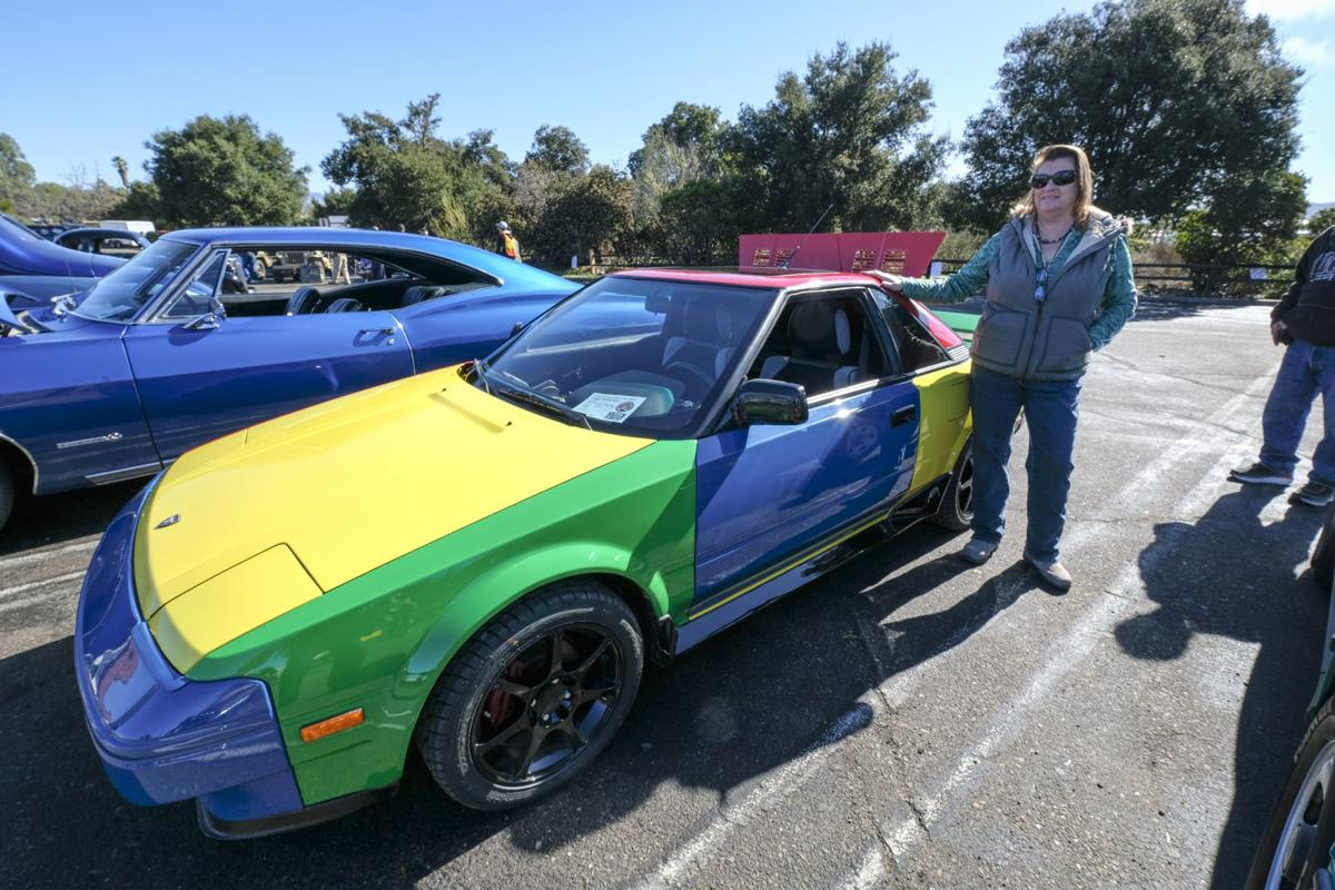 Annual Show And Shine Returns To Santa Ynez Valley High