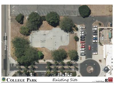 College Park redesign