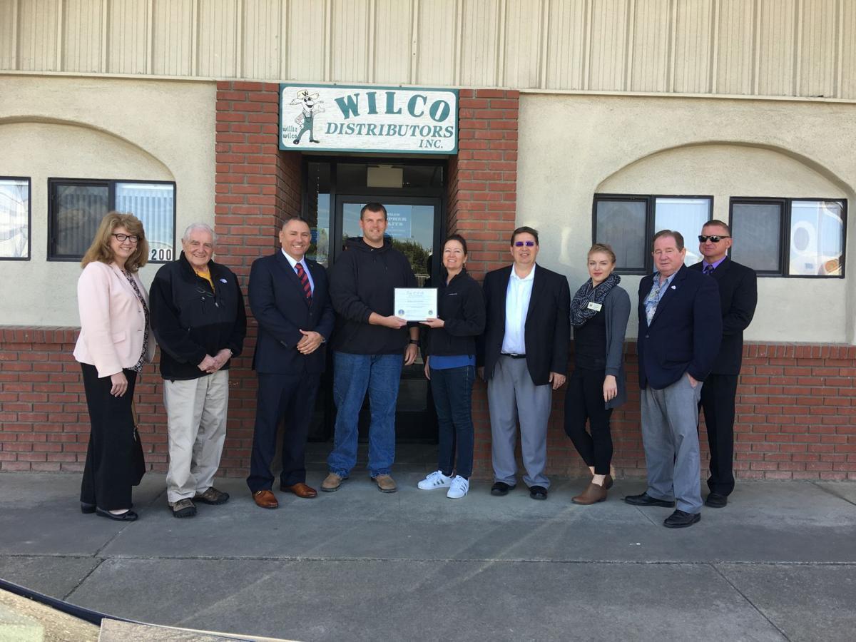 Wilco Distributors, Hot Wire Foam Factory win EVAs | Local