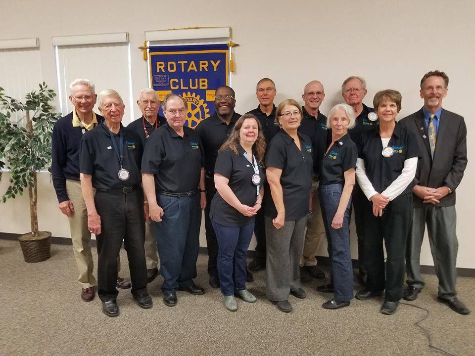 Rotary Club of Vandenberg Village -- June 2018