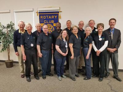 Rotary Club of Vandenberg Village -- June 2018