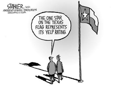 Editorial Cartoon: Yelp