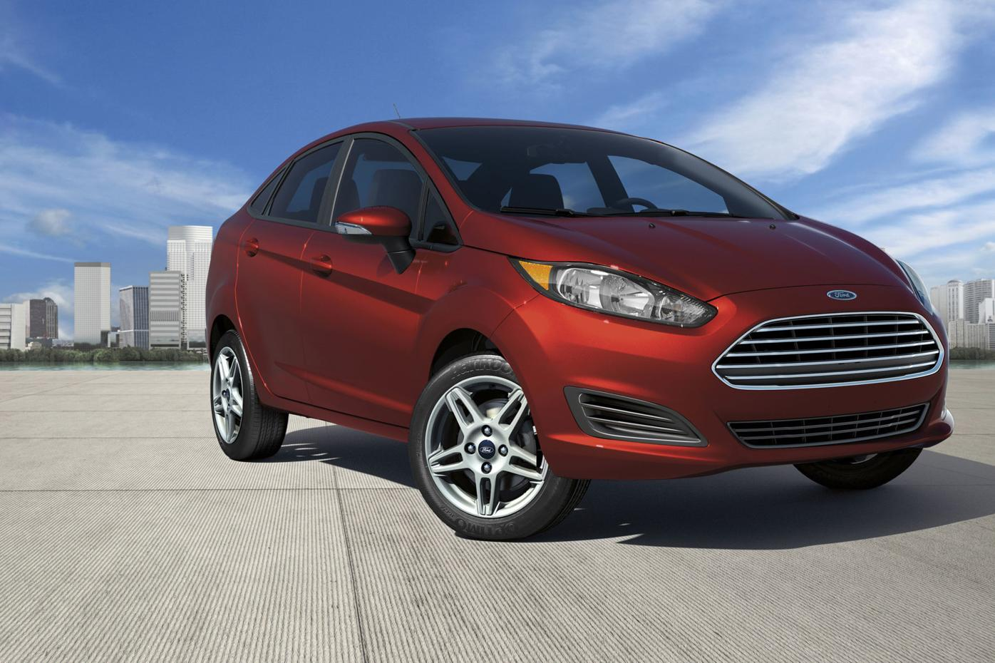 Behind the Wheel Commuter Cars --1 -- 2019 Ford Fiesta