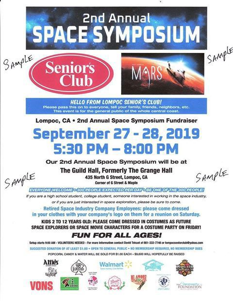 Lompoc Space Symposium