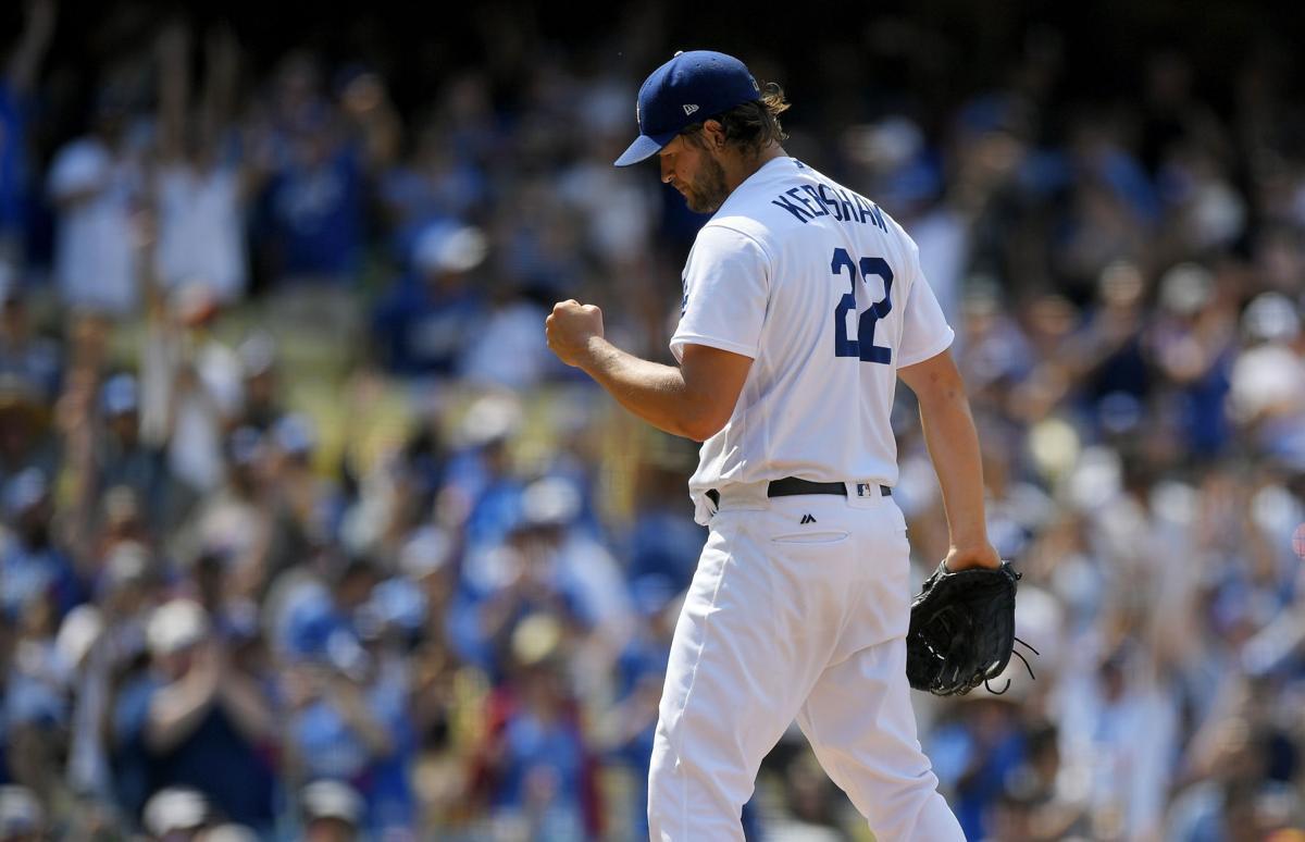 Royals Dodgers Baseball