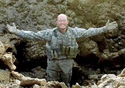 Injured EOD technician healing nicely | Military