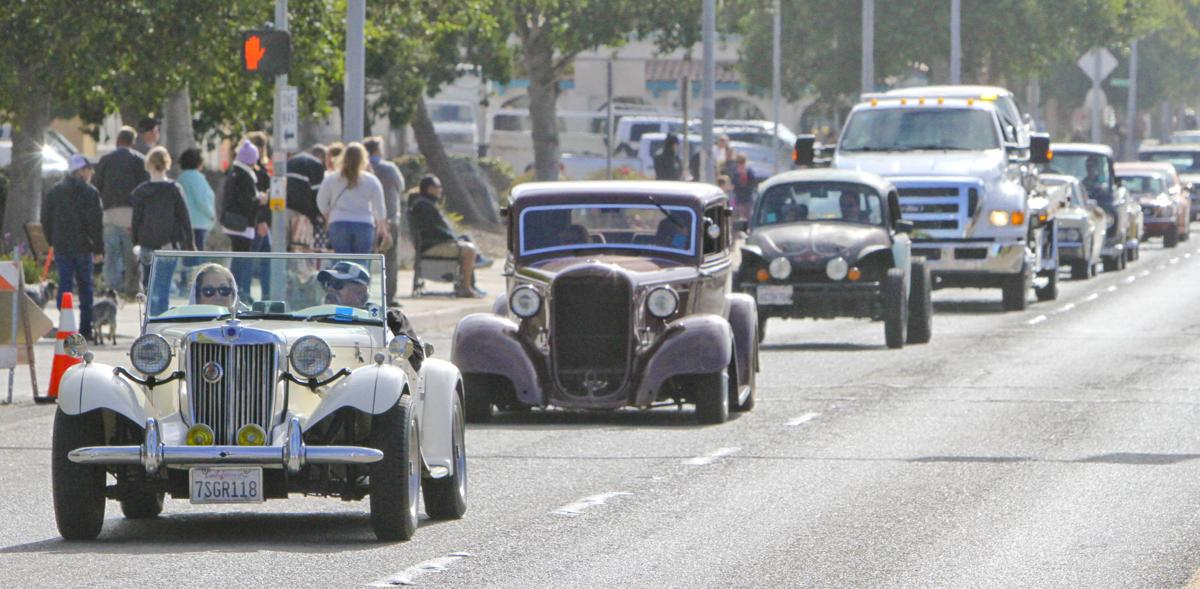 Car Cruise Kicks Off Old Town Market In Downtown Lompoc Local News - Lompoc car show