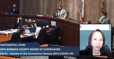 Van Do-Reynoso addressed Board of Supervisors