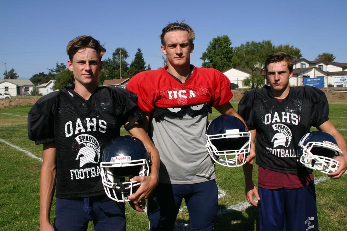 Vca Plays Rare Thursday Night Football Game Orcutt Academy Opens