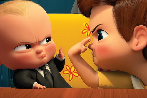The 'Boss Baby' Series Premieres In April