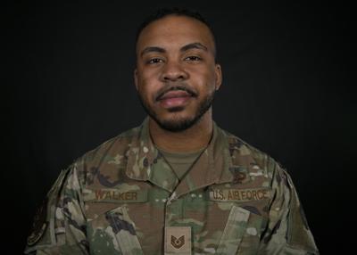 Tech. Sgt. Michael Walker