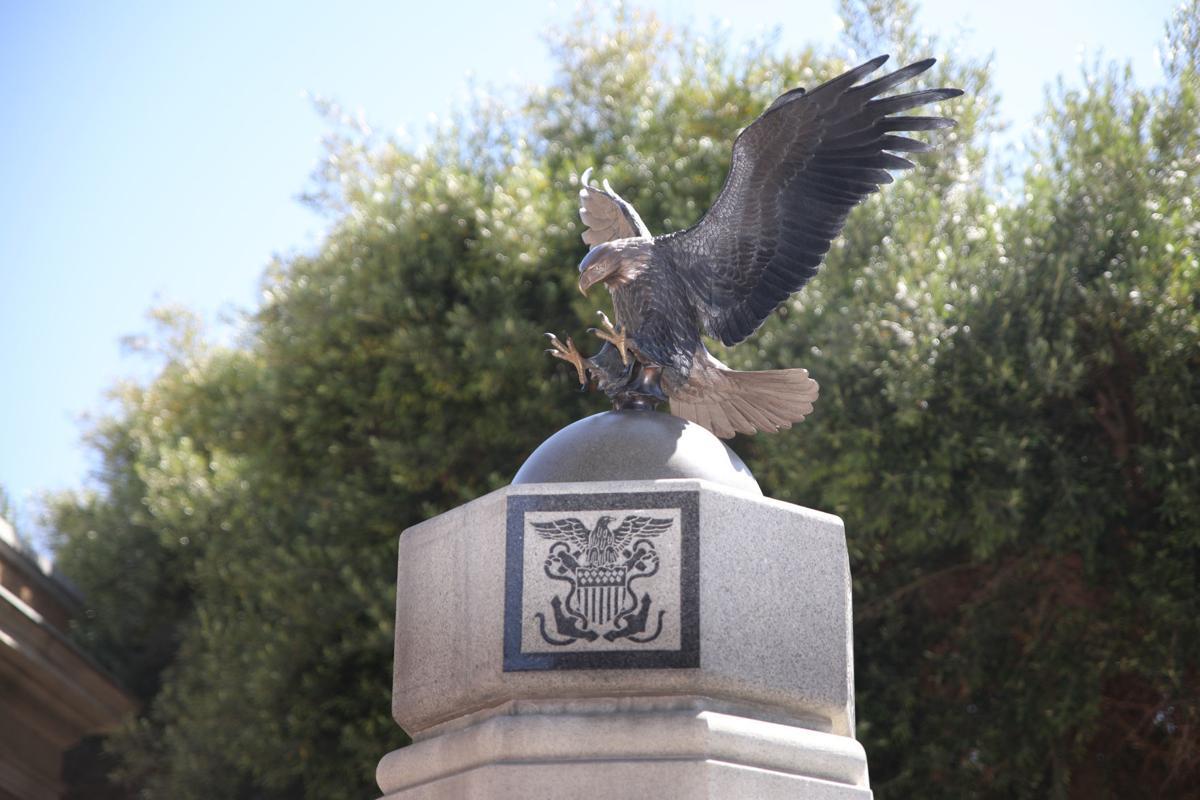 Lompoc World War I monument