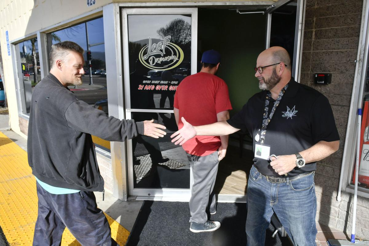 Historic day: Cannabis dispensary opens in Lompoc, becoming