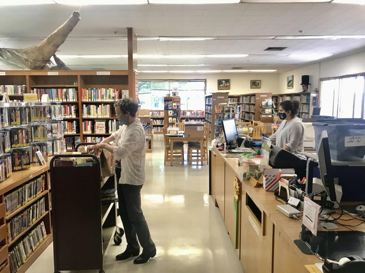 061620 Libraries Curbside Pickup 2