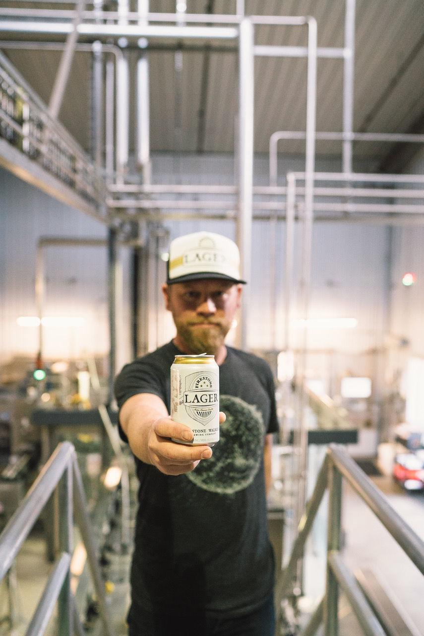 Brewmaster Matt Brynildson
