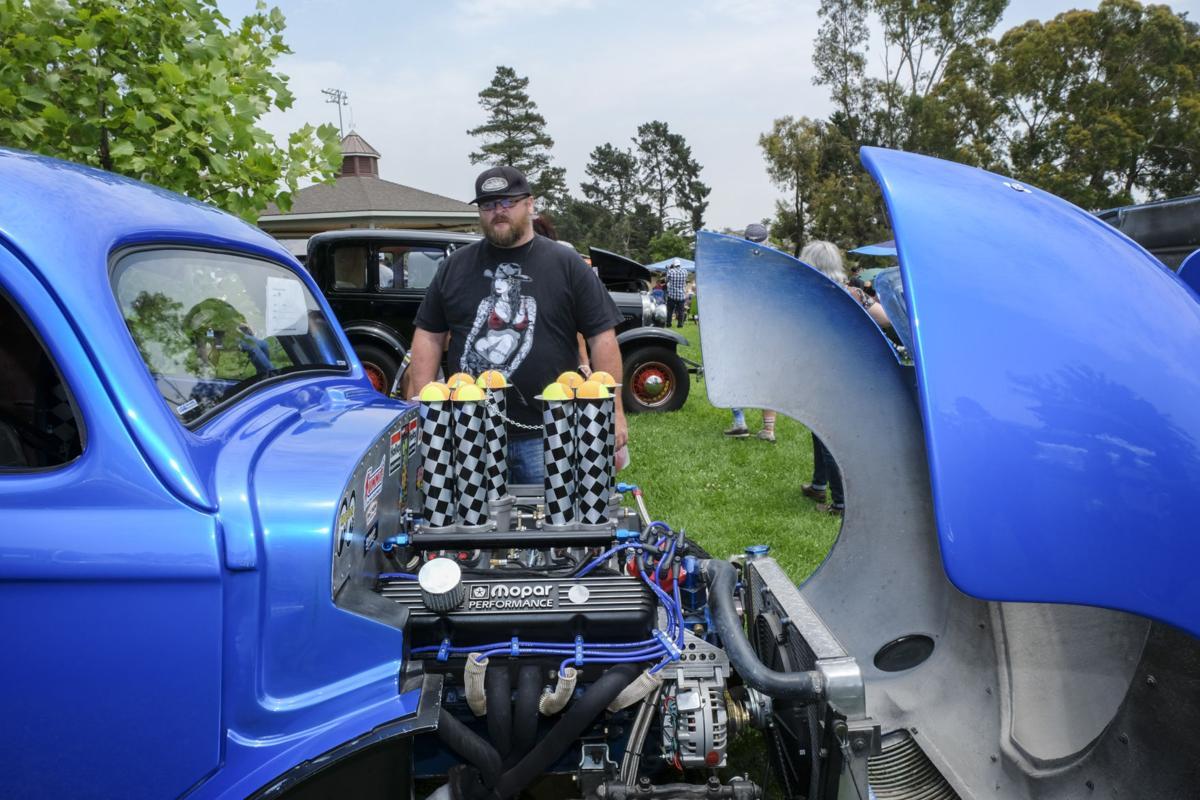 Lompoc Car Show