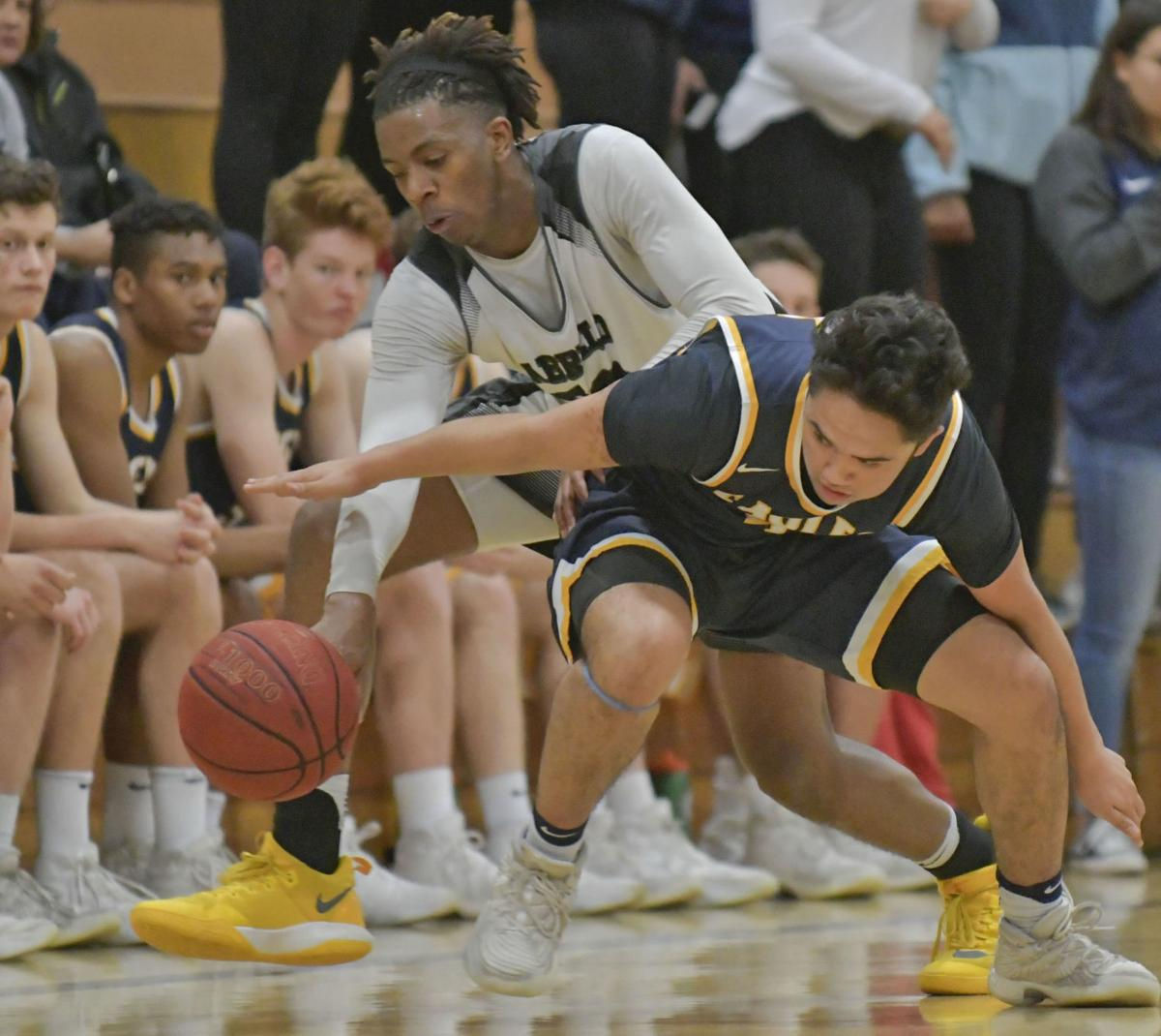 Photos: Arroyo Grande beats Cabrillo on last-second shot