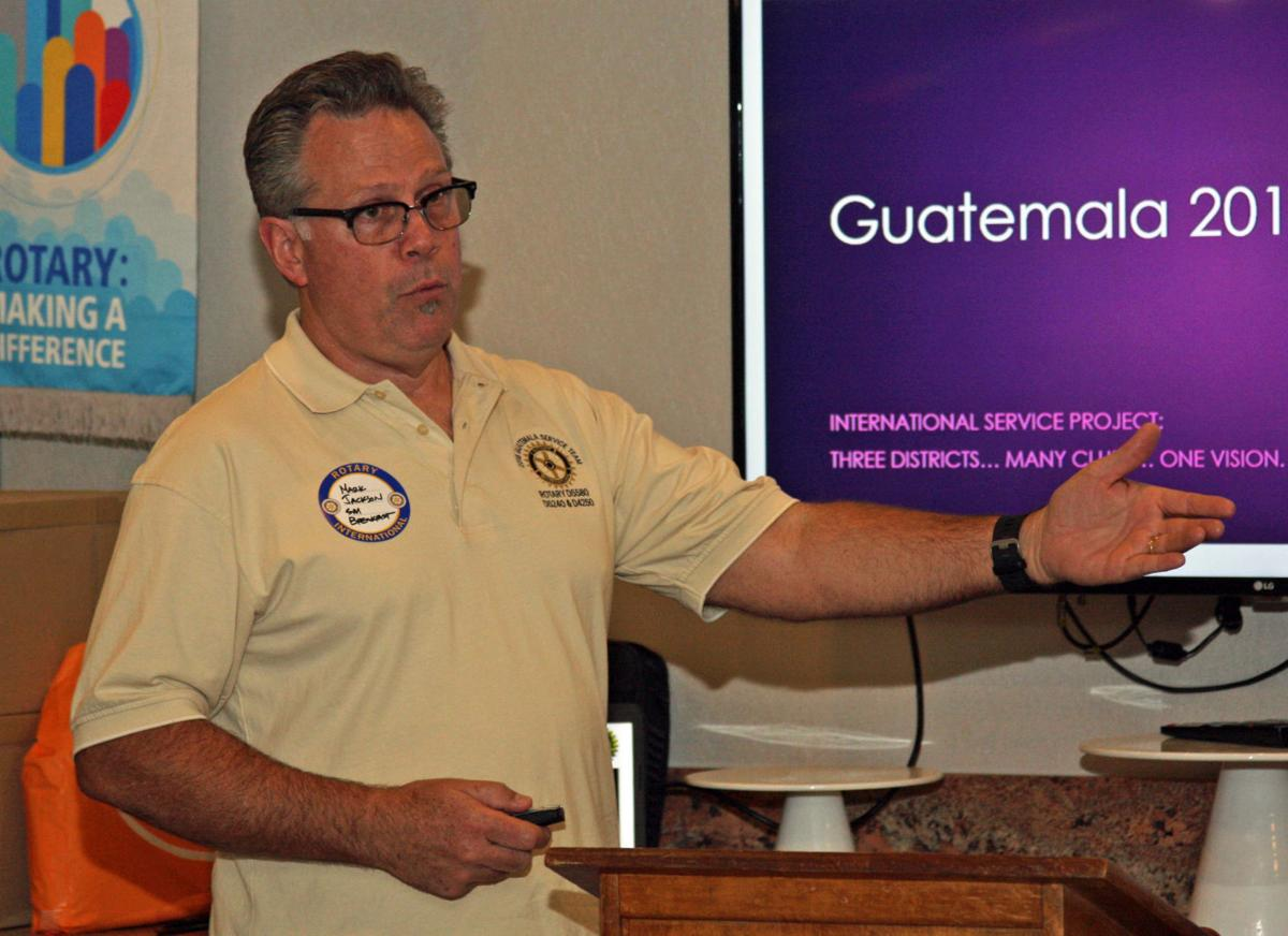 Mission to Guatemala discussed at Rotary Club of Lompoc meeting